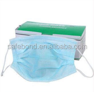 Disposable 3 Ply Medical Mask For Dental Clinicdental Disposable Face Mask