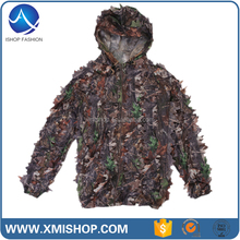 Military Uniform Digital Hunting Camouflage Hoodie Jacket with Pants