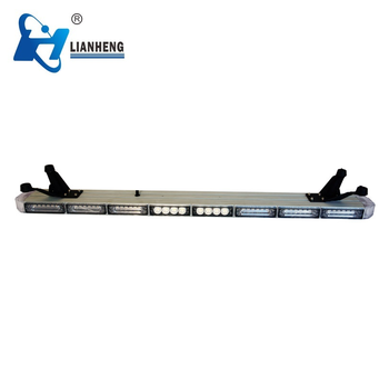 Ultra Slim LED police warning Light Bar TBD8700-6
