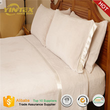 Bedding Sets Luxury 100% Microfiber Fabric Bed Sheet Set