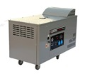 HOT! Silent Type Portable Dual Fuel gas and gasoline 6500 Watt Generators For Home Use with CE Approval