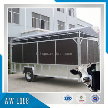 High Efficiency Animal Transport Trucks