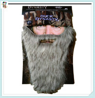 Halloween Party Synthetic Plush Large Fake Beard HPC-2822