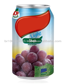 Sugar Free Canned Grape Juice 335ml