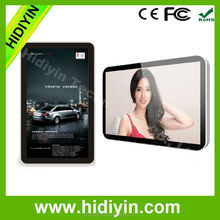 21.5 wall mounted lcd portable digital signage for shopping mall <strong>advertising</strong>