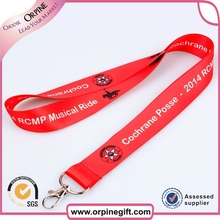 cheerful color top quality basketball lanyards
