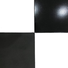 China factory high quality black matt/shiny neolite rubber sole sheet for shoe making