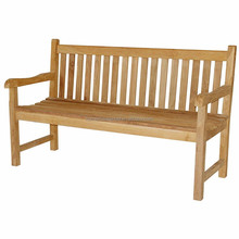 Outdoor Furniture Patio Long Bench Solie Wood Garden Bench