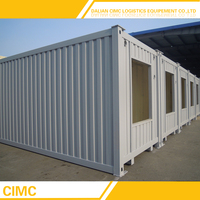 2016 China Prefabricated Homes Living Container House
