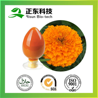 Solvent Extraction Lutein 5% by HPLC