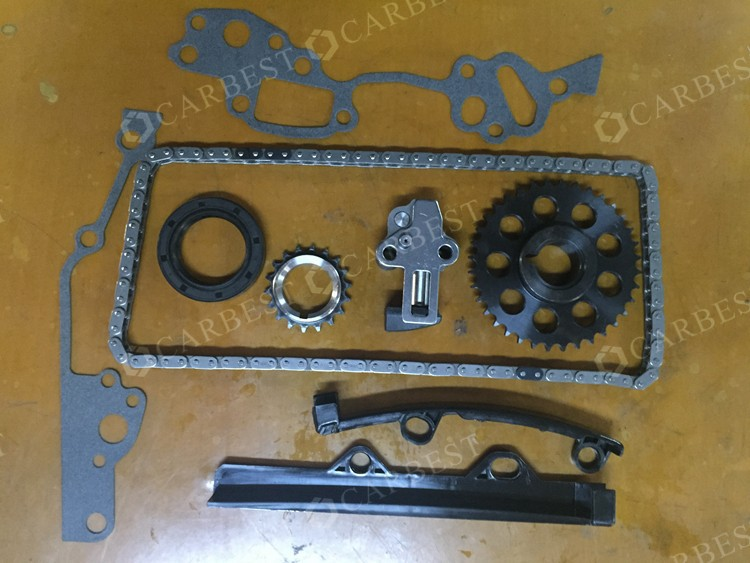 High Quality Engine Parts Timing Chain Kit 21R For Toyota 81-82/2366 C.C./OHC/4CYL