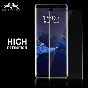 Case Friendly 9H 3D Perfectly Fit Tempered Glass Screen Protector For Samsung Galaxy Note 8