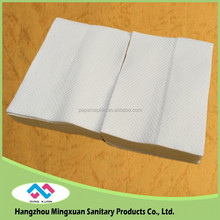 2017 Popular 100% Virgin Pulp Top Soft Restaurant Paper Napkin