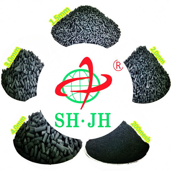 High Quality Coal Based Granular/Powder/Columnar Activated Carbon For Sale