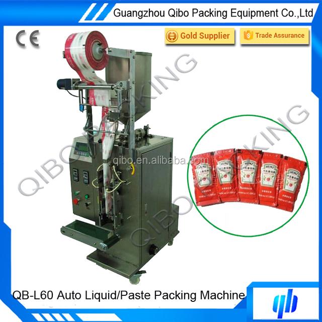 Wholesale Price Automatic Sachet Cosmetic Cream,Facial Cream Packaging Machine