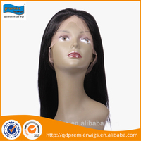 sex hot school girl wig white human hair wig brazilian hair full lace wig with baby hair