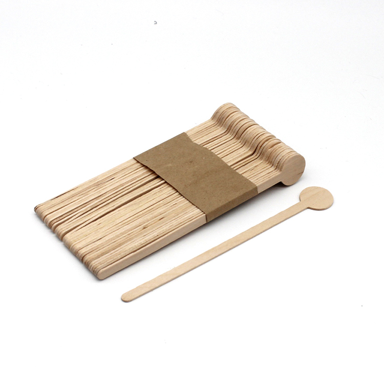 HYWOODSTICK Hot <strong>Selling</strong> Round End Coffee Drink Stirrers