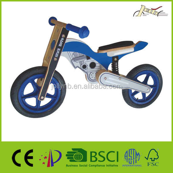 "12"" Wooden Balance Sport Bikes for Baby"