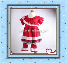 Cute Baby Ruffle Boutique Various Colors Remake Super Fashion Wholesale Toddler Sets