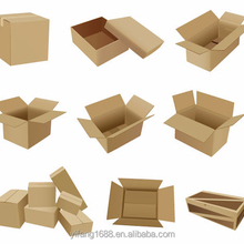 Yifang china suppliers recyclable corrugated box products carton paper box packaging