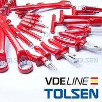 INSULATED TOOLS ELECTRICIANS TOOLS VDE TOOLS