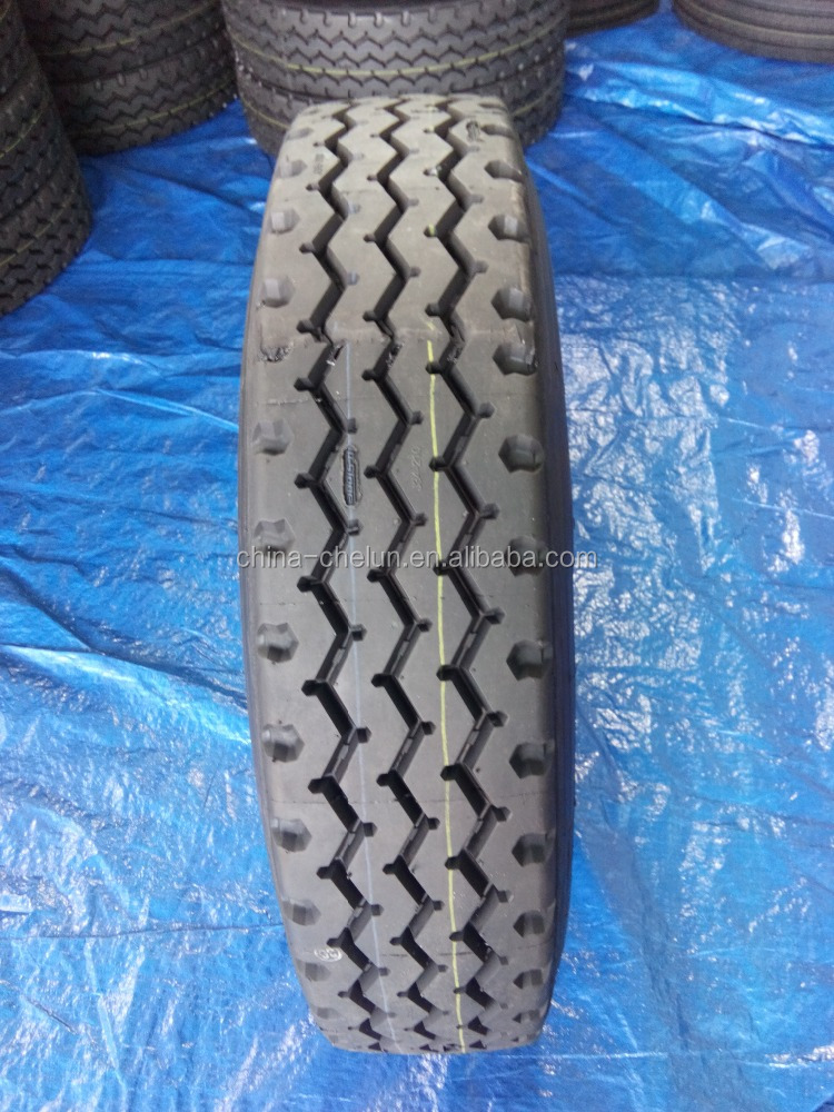 "Radial Tire Design and 21""-24""Diameter Retread Tires For Light Truck"
