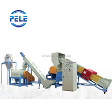 High quality reasonable plastic recycling machine price