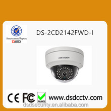 cctv hikvision camera DS-2CD2142FWD-I 4mp 3D DNR ip67 dome network security cctv p2p camera
