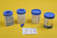 Split Specimen drug test Cup Includes temperature strip and Adulterants