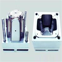 China Plastic Injection Mould Tooling For