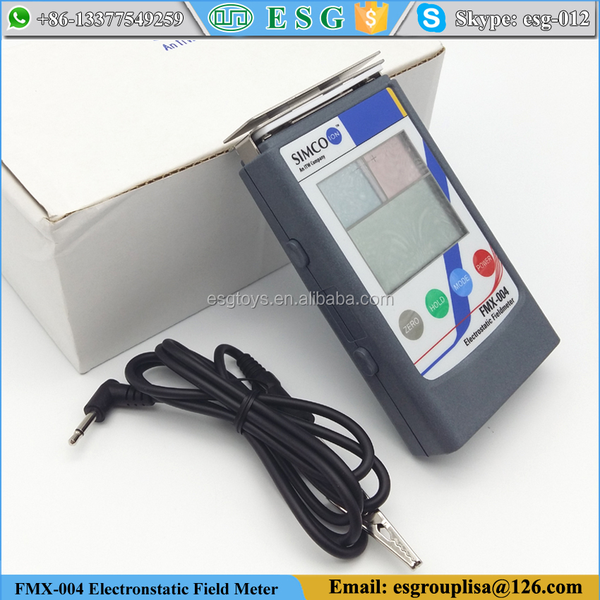 Japan simco FMX-004 electrostatic fieldmeter static electric field ESD <strong>tester</strong>