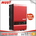 2017 Hot Sale 6KW 48V solar inverter with built-in charge controller