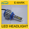 new car accessories products canbus led headlamps For car led headlight 30w 3000lm cob led