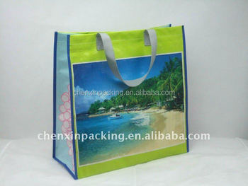 recycle pp woven bag