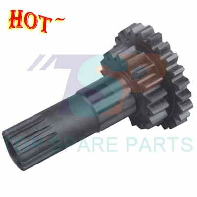 Secondary Shaft With Nut for MTZ tractor 50-1701256