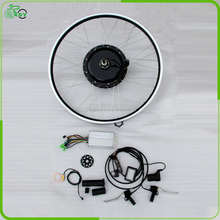 36V 500W rear wheel electric bike conversion kit