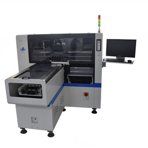 Single module multi-functional chip mounter,LED making machinery