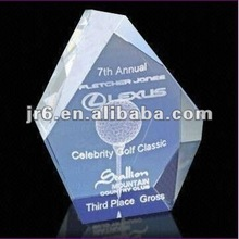 Kinsam Crystal Wholesale Crystal Glass Awards &Trophy Art Craft