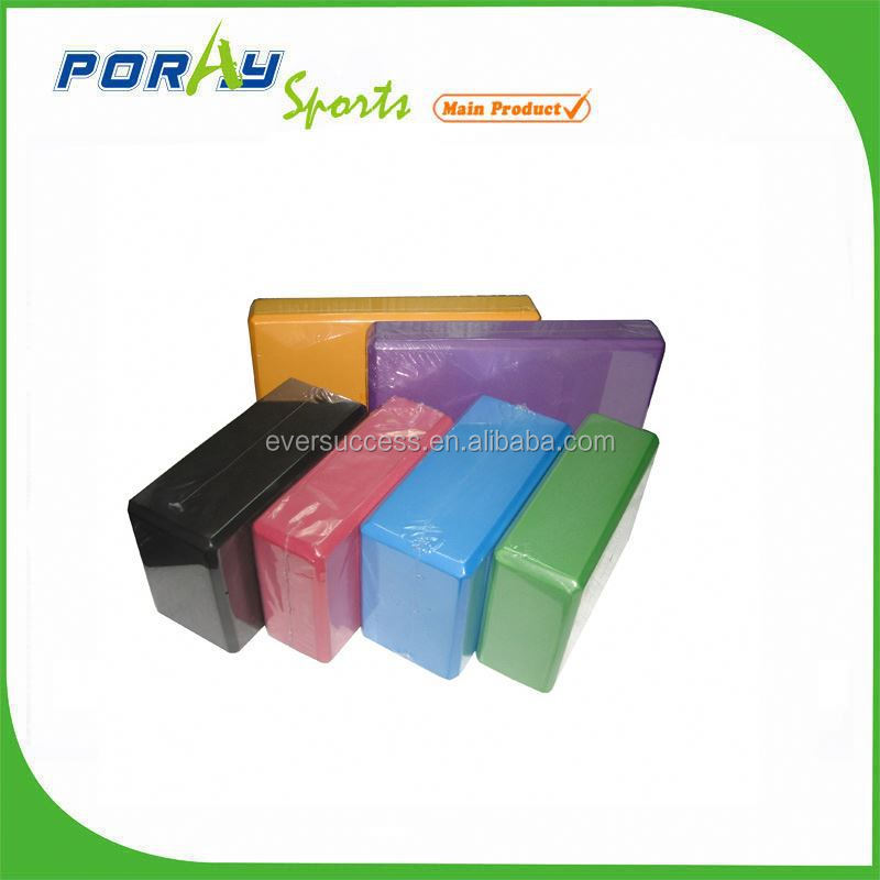 high quality hot selling eva yoga block for exercise use
