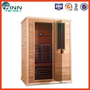 China cheapest sauna steam room 1 person far infrared indoor sauna room