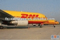 Cheapest air cargos from shanghai to Apapa by express of DHL