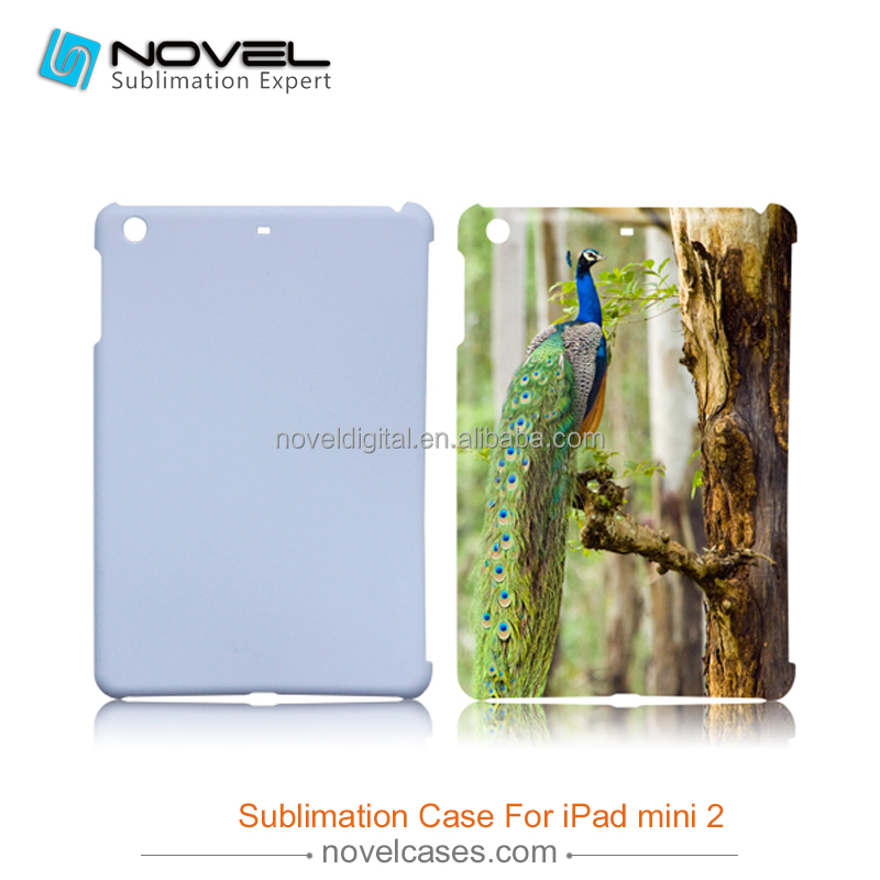 Lovely 3D Sublimation Tablet Shell Panel For iPad mini 2