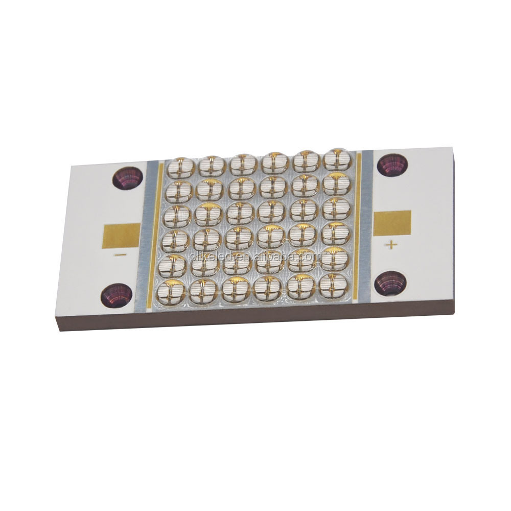 High Power LED module 5w 10w 15w 365nm 385nm 395nm 405nm Quartz Lens UV Curing LED Module