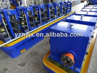 ZG76 High frequency straight seam steel pipe roll forming machine