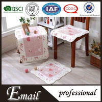 Cheap High quality 100%cotton patchwork chair covers for sale