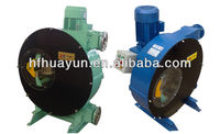 Waste water treatment sludge transfer pumps