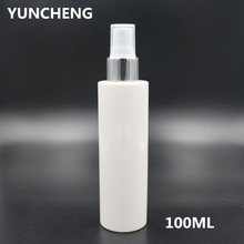 Color customized 100ml refillable perfume spray bottle