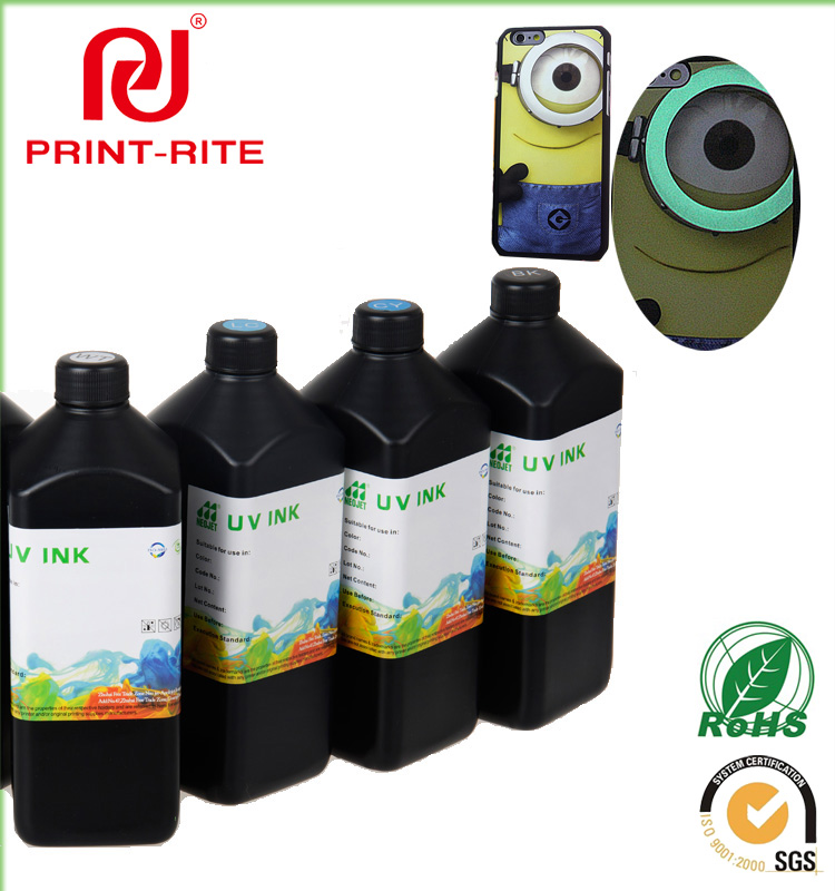 compatible uv curable ink for mimaki ujf 3042 metal ceramic uv flatbed printer