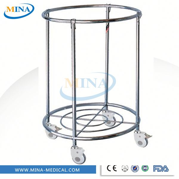 MINA-LT17 hotel housekeeping dirty linen laundry clean cart trolley for housekeeping