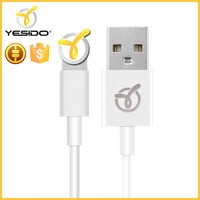 World best selling Round cable for iphone 5/6 data cable